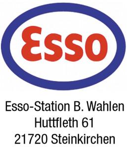 Esso Logo+ Adresse