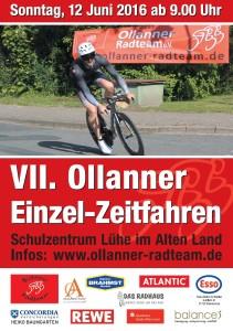 Plakat Ollanner EZF 2016